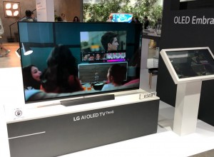LG OLED AI Touch 009