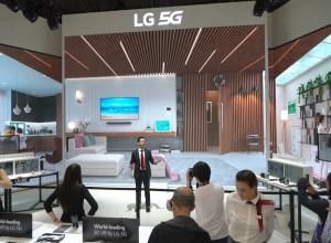 2019 MWC LG 5G Presentation 5